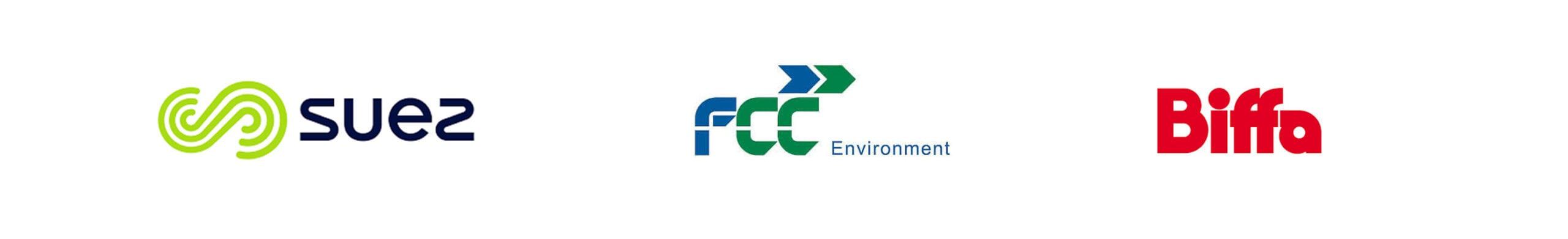 Waste site logos