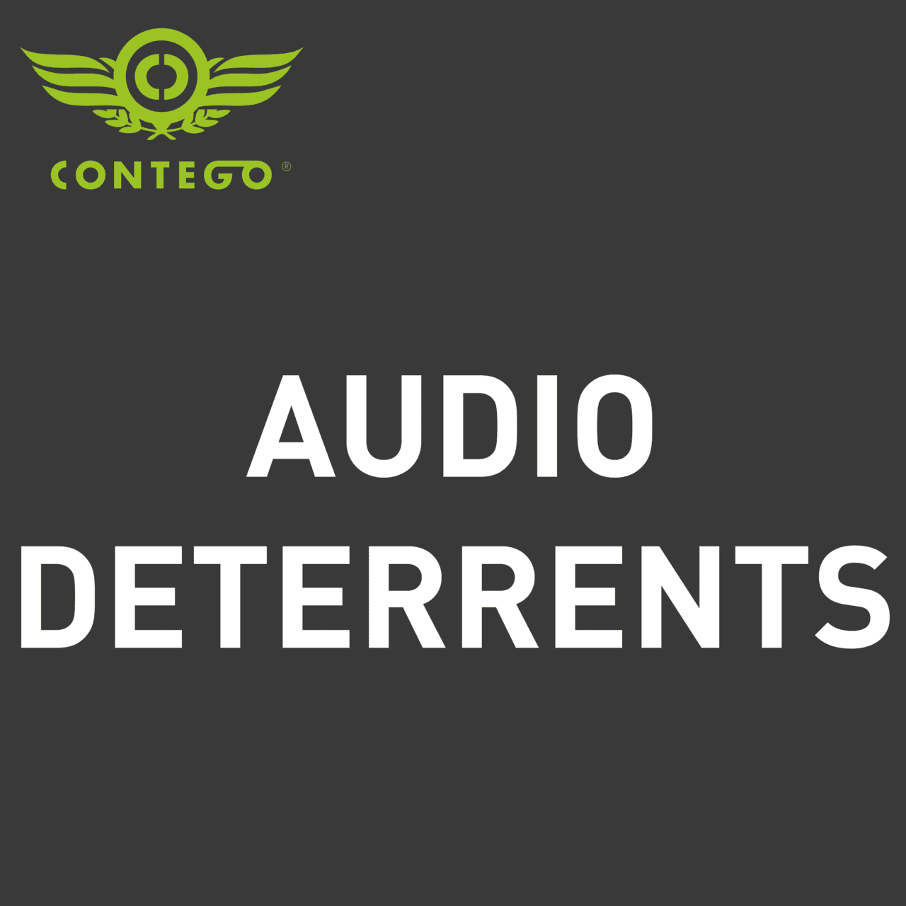 Audio deterrents